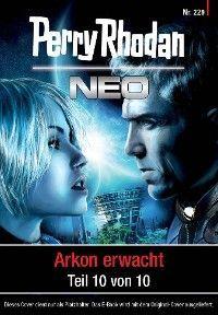 Perry Rhodan Neo 229: Die Schwarze Flut Foto №1