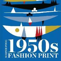 1950s Fashion Print photo №1
