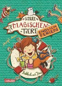Die Schule der magischen Tiere – Endlich Ferien 1: Rabbat und Ida Foto №1