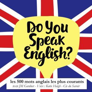 Do you speak english ? Les 500 mots anglais les plus courants photo №1
