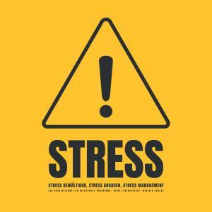 Stress! Stress bewältigen, Stress abbauen, Stress Management Foto №1