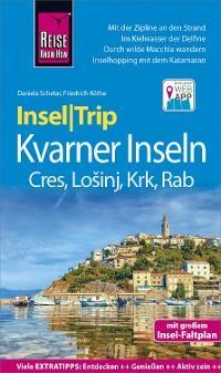 Reise Know-How InselTrip Kvarner Inseln (Cres, Lošinj, Krk, Rab) Foto №1