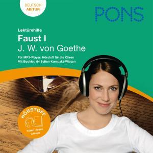 PONS Lektürehilfe - J.W.v. Goethe, Faust I Foto №1