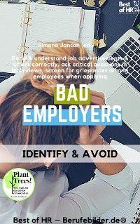 Bad Employers - Identify & Avoid photo №1