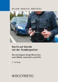 Recht auf Streife bei der Bundespolizei Foto №1