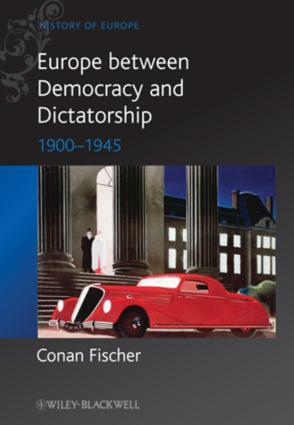 Europe between Democracy and Dictatorship. 1900 - 1945 photo №1
