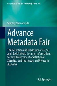 Advance Metadata Fair