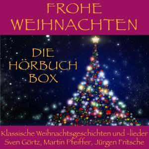 Frohe Weihnachten: Die Hörbuch Box Foto №1