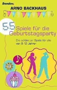 55 Spiele für die Geburtstagsparty Foto №1