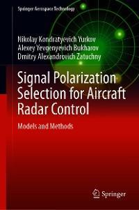 Signal Polarization Selection for Aircraft Radar Control photo №1