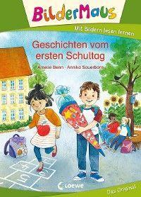 Bildermaus - Geschichten vom ersten Schultag Foto №1