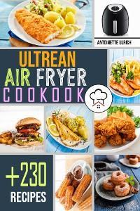 Ultrean Air Fryer Cookbook photo №1
