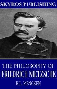 The Philosophy of Friedrich Nietzsche photo №1