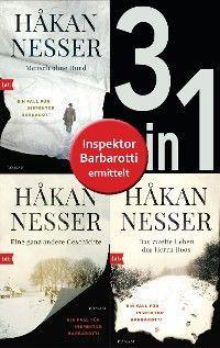 Die Gunnar Barbarotti-Reihe Band 1 bis 3 (3in1-Bundle): Mensch ohne Hund/Eine ganz andere Geschichte/Das zweite Leben des Herrn Roos