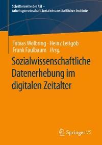 Sozialwissenschaftliche Datenerhebung im digitalen Zeitalter Foto №1