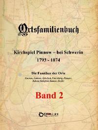 Band 2: Ortsfamilienbuch Pinnow bei Schwerin 1793 - 1874 Foto №1