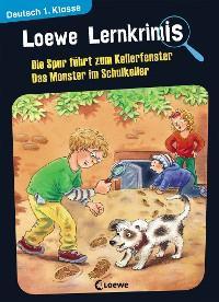 Loewe Lernkrimis - Die Spur führt zum Kellerfenster / Das Monster im Schulkeller Foto №1