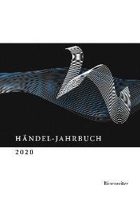 Händel-Jahrbuch / Händel-Jahrbuch 2020, 66. Jahrgang