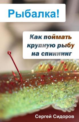 Как поймать крупную рыбу на спиннинг photo №1