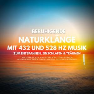 Beruhigende Naturklänge mit 432 und 528 Hz Musik zum Entspannen, Einschlafen und Träumen Foto №1
