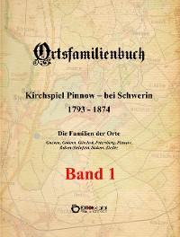 Band 1: Ortsfamilienbuch Pinnow bei Schwerin 1793 - 1874 Foto №1