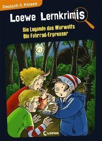 Loewe Lernkrimis - Die Legende des Werwolfs / Die Fahrrad-Erpresser Foto №1