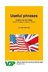 Englisch für die Polizei / Useful phrases Foto №1