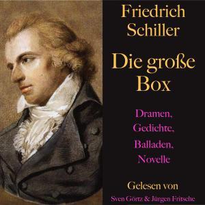 Friedrich Schiller: Die große Box Foto №1