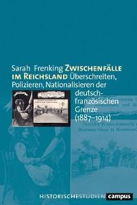 Zwischenfälle im Reichsland Foto №1
