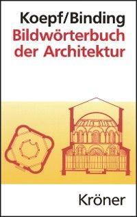 Bildwörterbuch der Architektur Foto №1