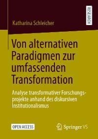 Von alternativen Paradigmen zur umfassenden Transformation Foto №1