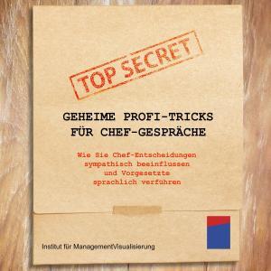 Geheime Profi-Tricks für Chef-Gespräche Foto №1