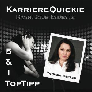 Karrierequickie: Machtcode Etikette Foto №1