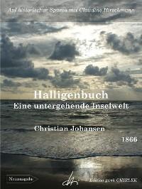 Halligenbuch - Eine untergehende Inselwelt Foto №1