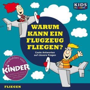 CD WISSEN Junior - KIDS Academy - Warum kann ein Flugzeug fliegen? Foto №1