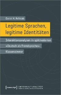 Legitime Sprachen, legitime Identitäten Foto №1