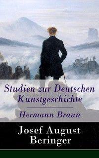 Studien zur Deutschen Kunstgeschichte - Hermann Braun Foto №1
