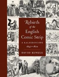 Rebirth of the English Comic Strip photo №1
