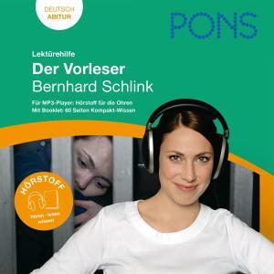 PONS Lektürehilfe - Bernhard Schlink, Der Vorleser Foto №1