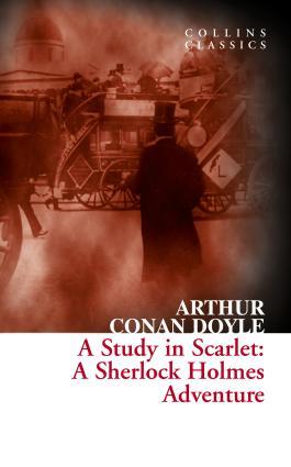 A Study in Scarlet: A Sherlock Holmes Adventure photo №1
