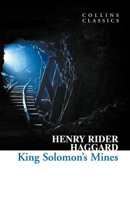 King Solomon's Mines Foto №1