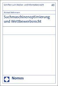 Suchmaschinenoptimierung und Wettbewerbsrecht Foto №1