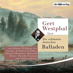 Gert Westphal liest: Die schönsten deutschen Balladen Foto №1