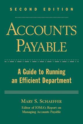 Accounts Payable Foto №1