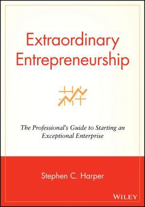 Extraordinary Entrepreneurship photo №1