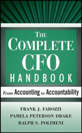 The Complete CFO Handbook Foto №1