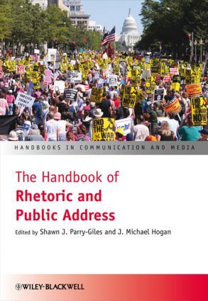 The Handbook of Rhetoric and Public Address Foto №1