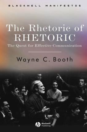 The Rhetoric of RHETORIC Foto №1