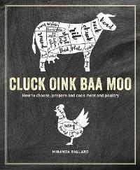 Cluck, Oink, Baa, Moo photo №1