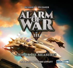 Alarm of War, Book III: Desperate Measures photo №1